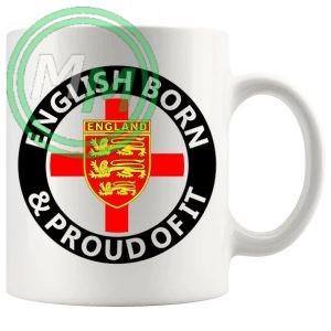 english born and proud