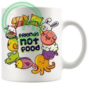friends not food