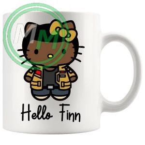 hello finn mug
