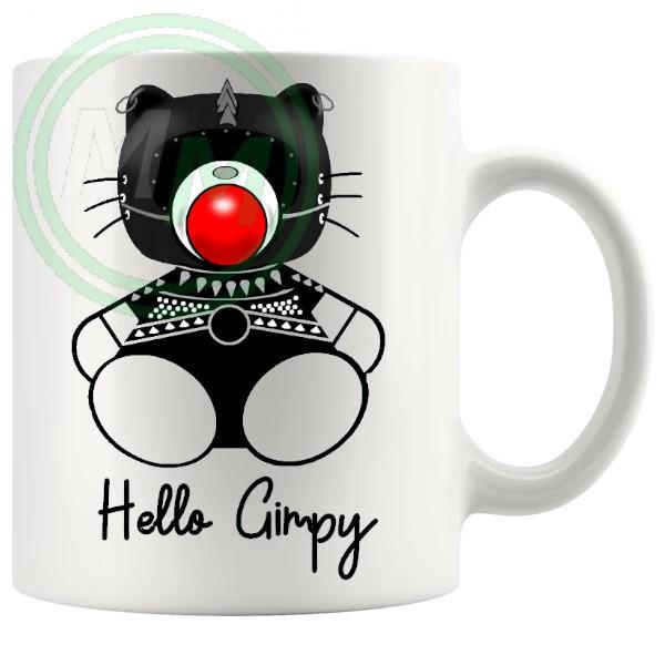hello gimpy mug