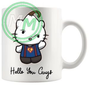 hello you guys mug