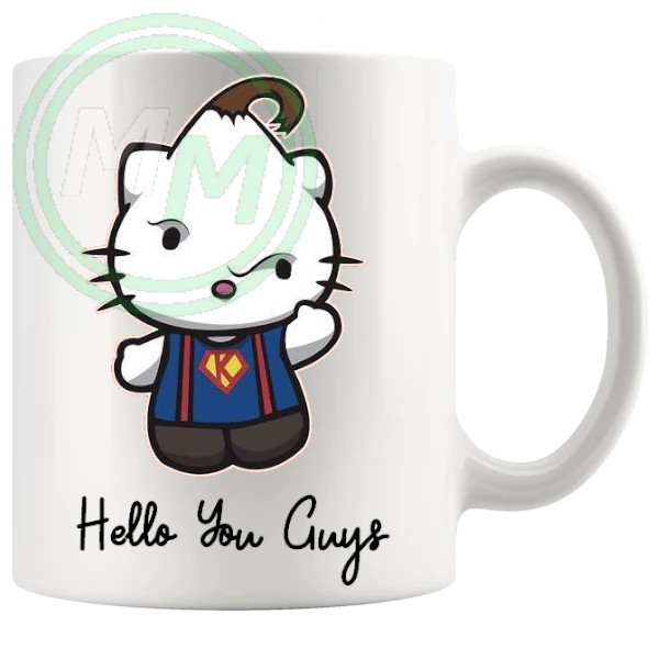 hello you guys mug
