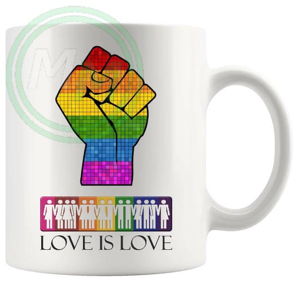 love is love barcode
