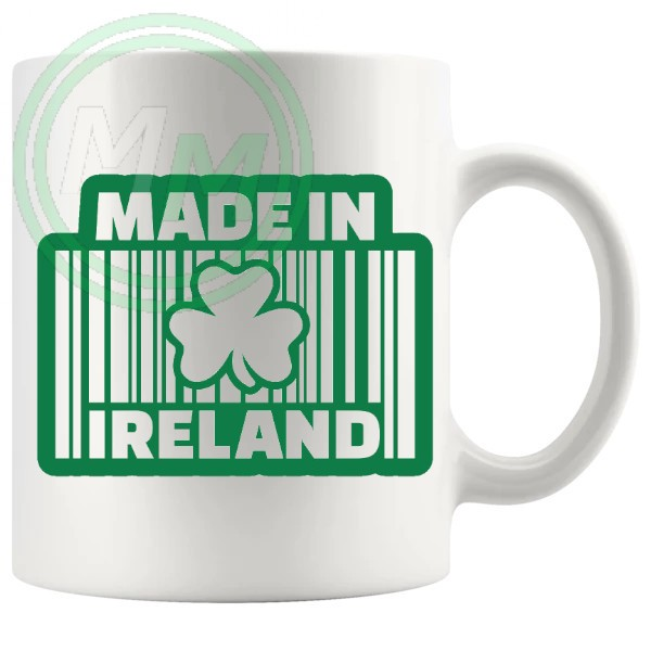 made in ireland barcode