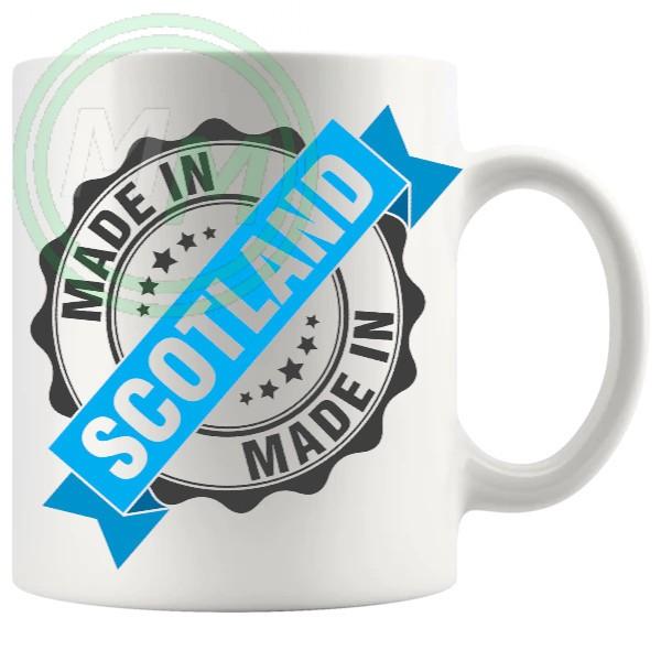 made in scotland blue