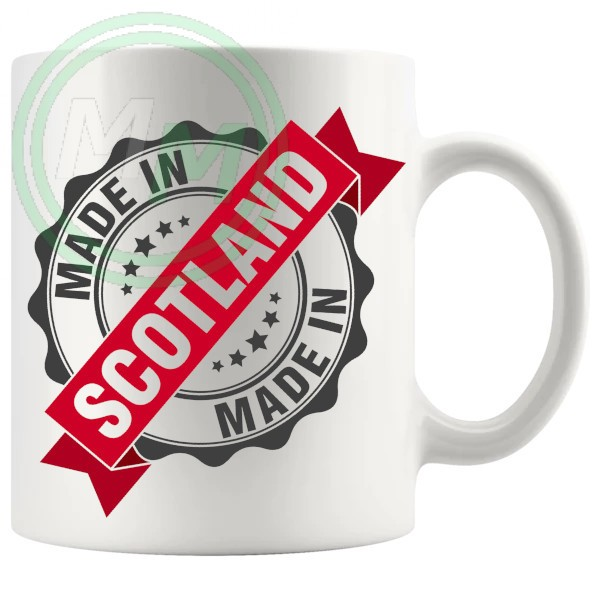made in scotland red