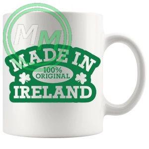 made of ireland