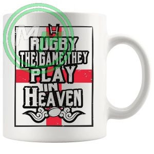 rugby the game played in heaven