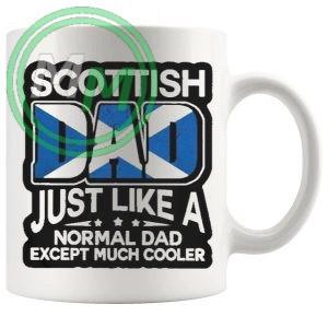 scottish dad