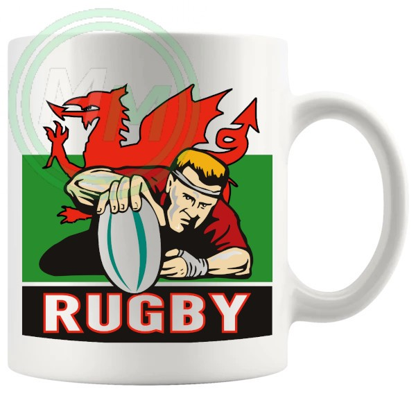 welsh rugby gift style 2