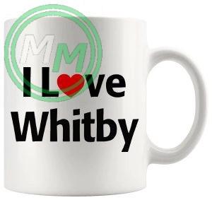 I Love Whitby