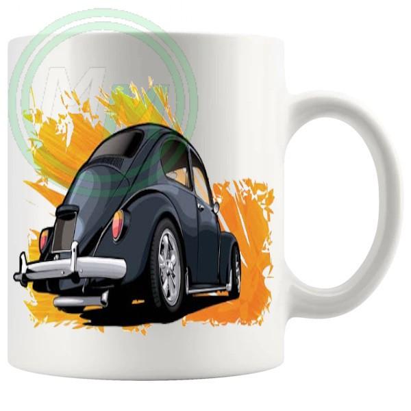 beetle mug black
