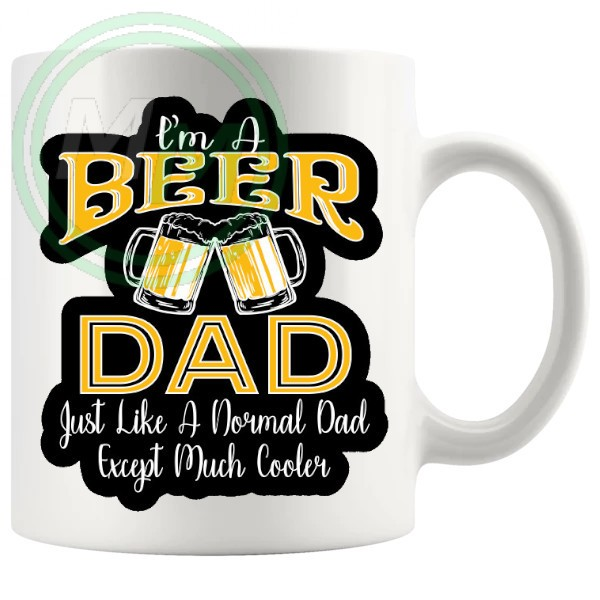 im a beer dad
