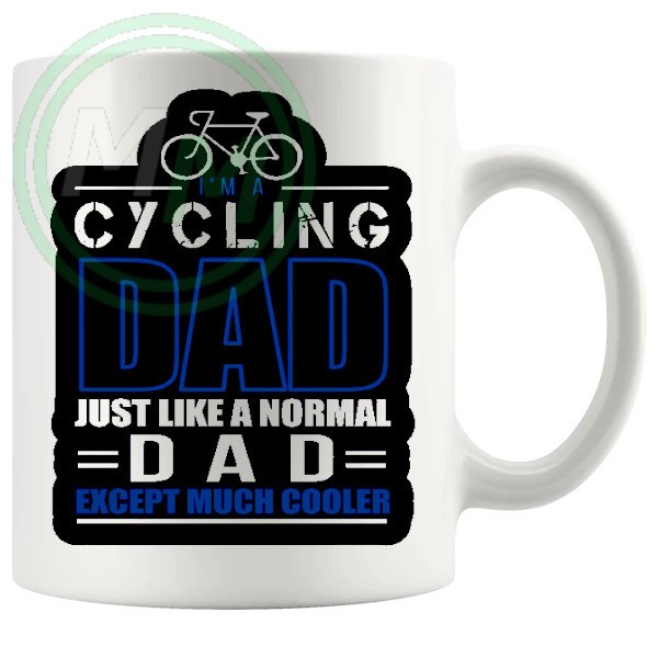 im a cycling dad