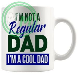 im a regular dad