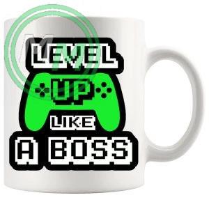 level up like a boss