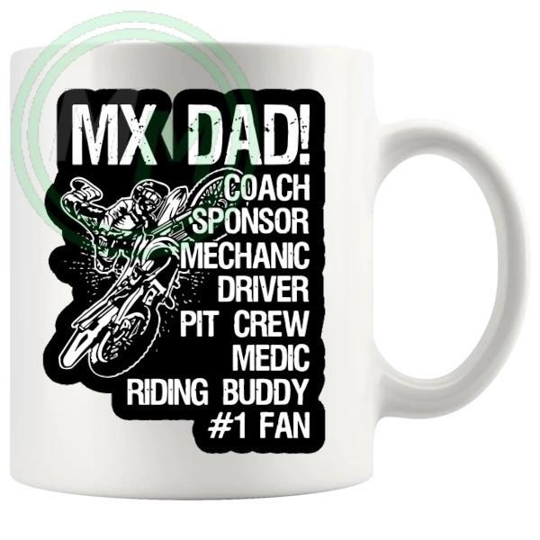 mx dad mug