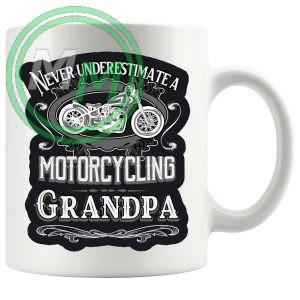 never underestimate a motorcycling grandpa