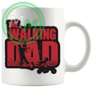the walking dad mug style 2