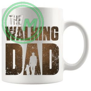 the walking dad mug style 3