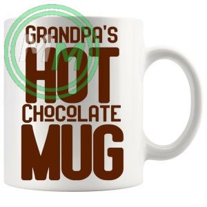 Grandpas Hot Chocolate Mug
