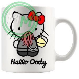 Hello Oody Mug