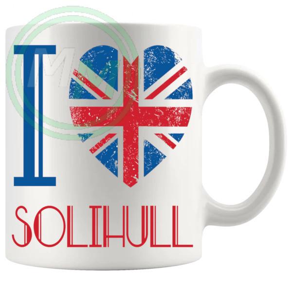 I Love Solihull Mug