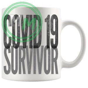 covid 19 survivors mug