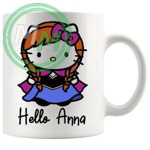 hello anna mug