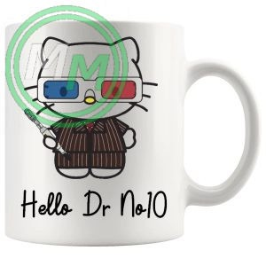 hello dr no10 mug