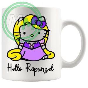 hello rapunzel mug