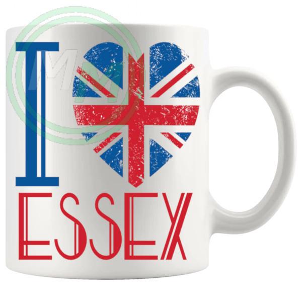 I Love Essex Mug