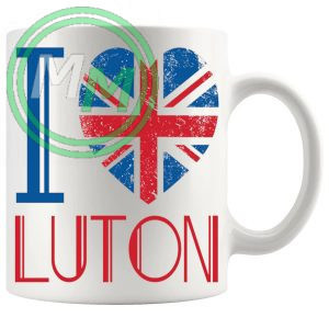 I Love Luton Mug