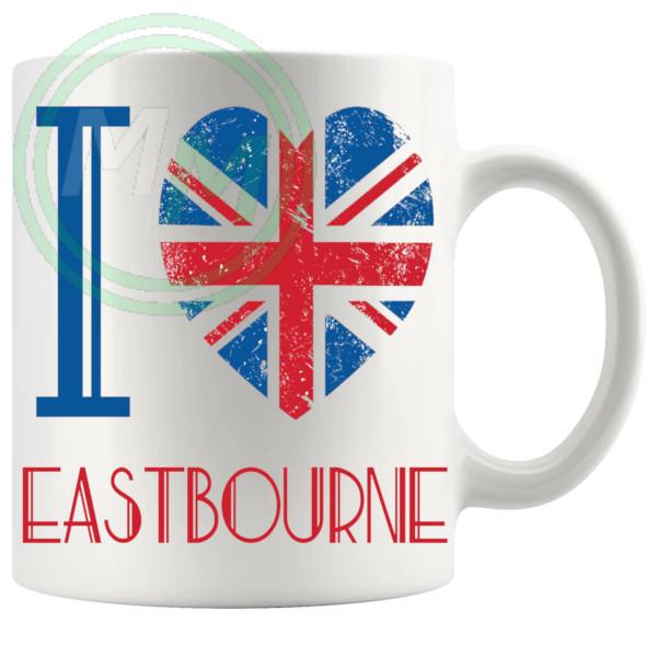 I Love Eastbourne Mug