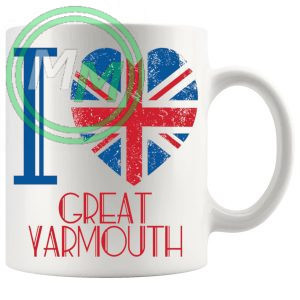 I Love Great Yarmouth Mug