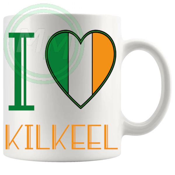 I Love Kilkeel Mug