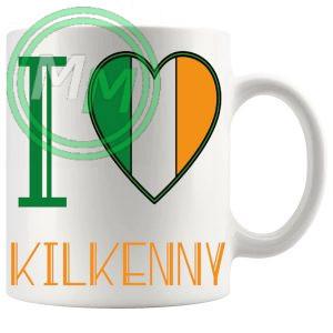 I Love Kilkenny Mug