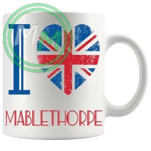I Love Mablethorpe Mug