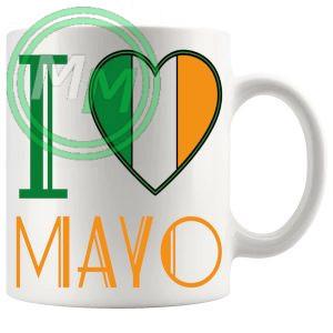 I Love Mayo Mug
