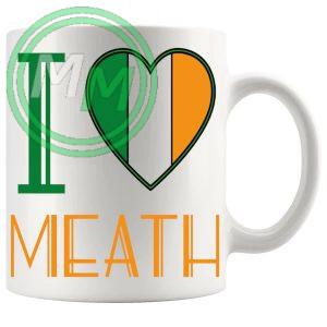 I Love Meath Mug