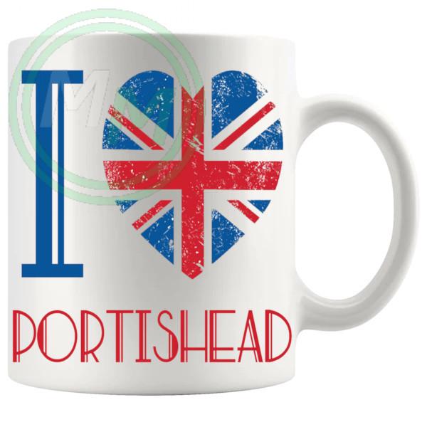I Love Portishead Mug