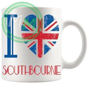 I Love Southbourne Mug