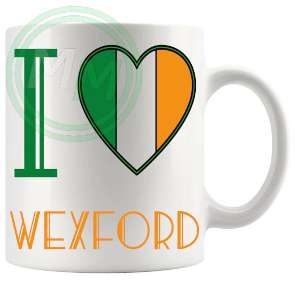 I Love Wexford Mug