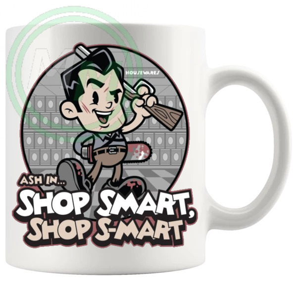 Ash In Shop Smart Mug