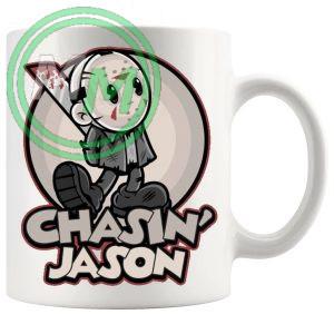 Friday 13th Chasin Jason Mug