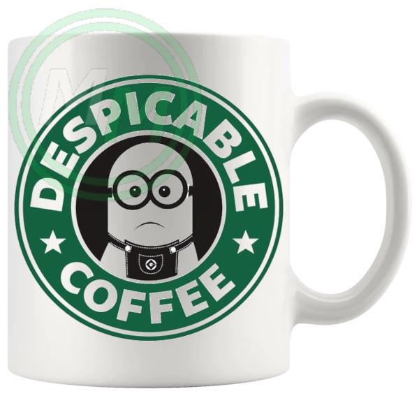 Minions Despicable Coffee Mug