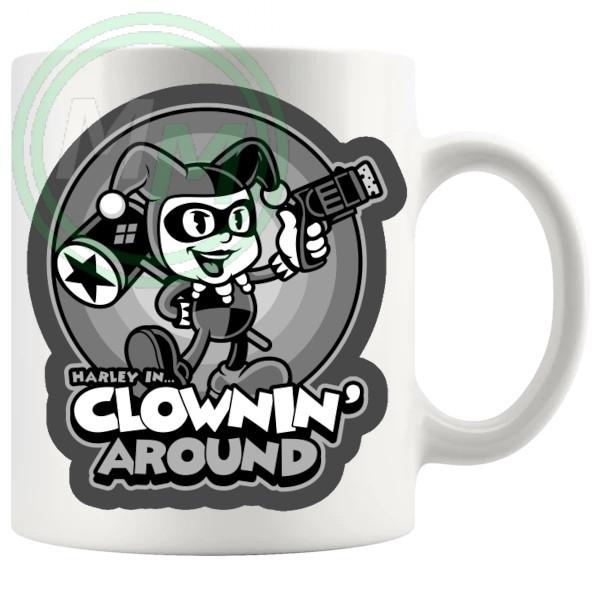 Harley In Clownin Around Mug