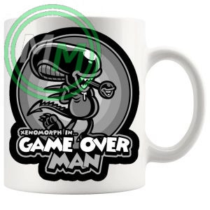 Xenomorph In Game Over Man Mug