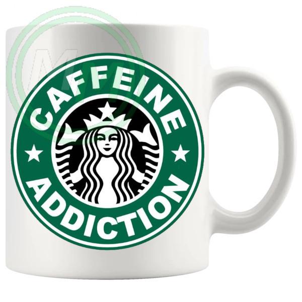 Caffeine Addiction Mug