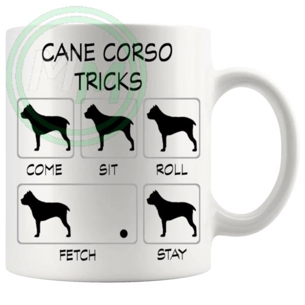 Cane Corso Tricks Mug